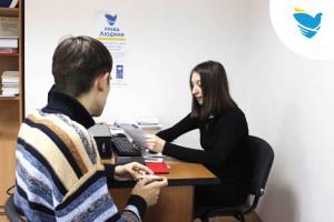LS_7_Юрист Ксенія Карагяур консультує ВПО. Автор фото Володимир Малинка_фото2